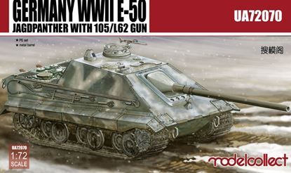 Picture of Germany WWII E-50 STUG with 105/L62 gun